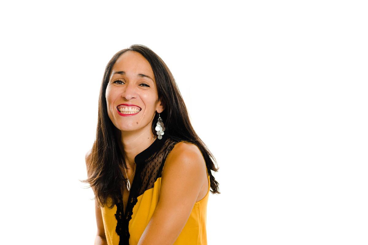 portrait femme chef d'entreprise à Montpellier